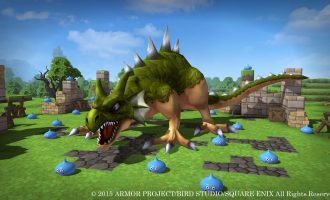 Dragon Quest Builder Lagi Best Dari Minecraft?